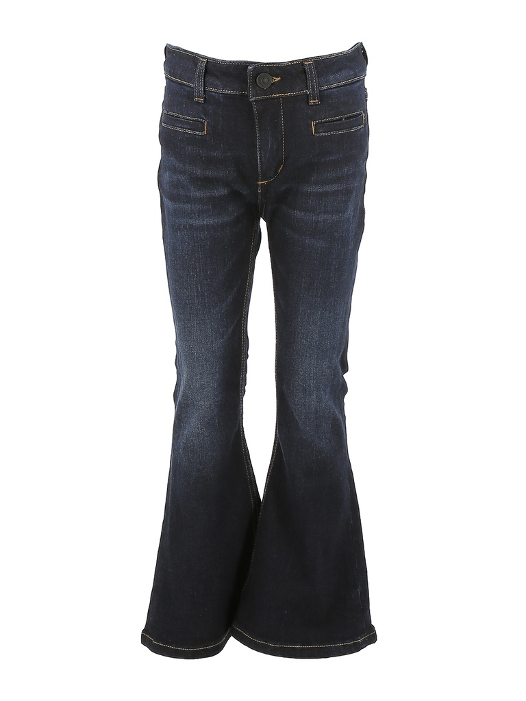 PANTALONE IN DENIM MODELLO LESLIE SKINNY BOOT CUT FIT